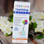 Капли для прорезывания зубов у детей