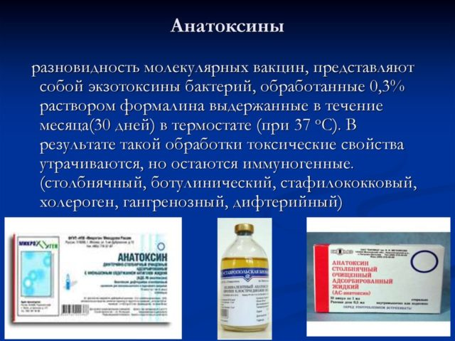 Анатоксины