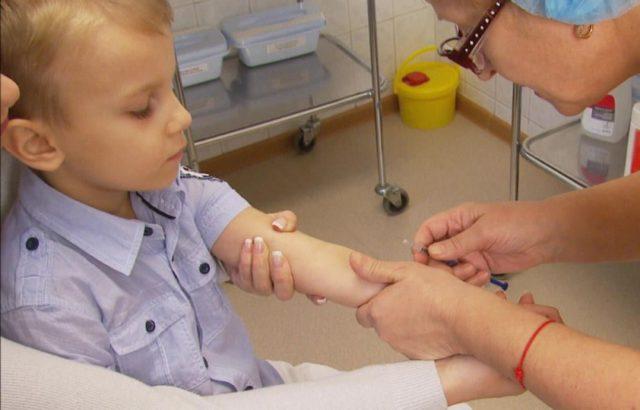 Все о прививке манту
