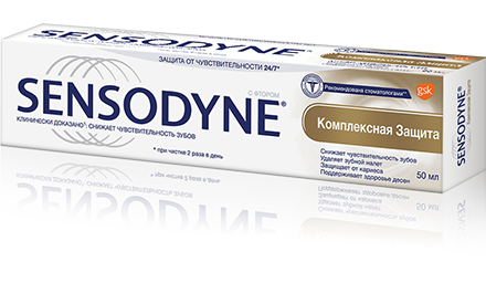Sensodyne Комплексная Защита