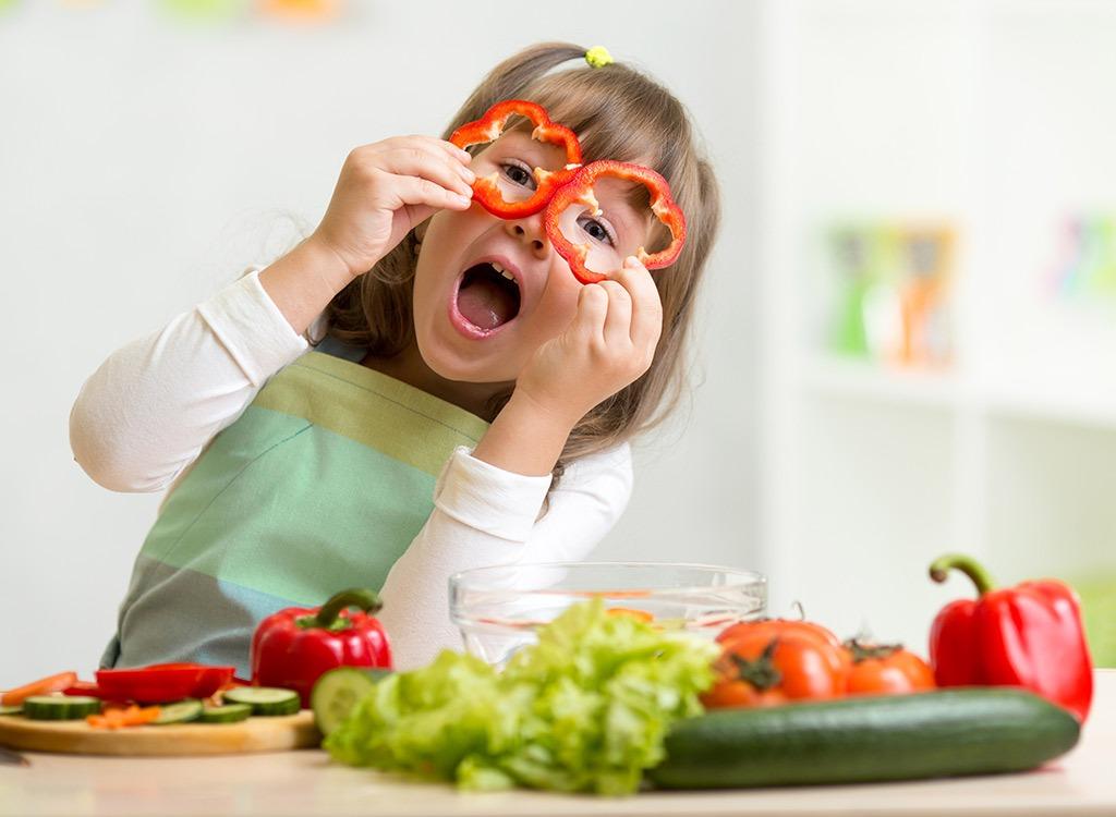 Рацион питания для детей при бутылочном кариесе