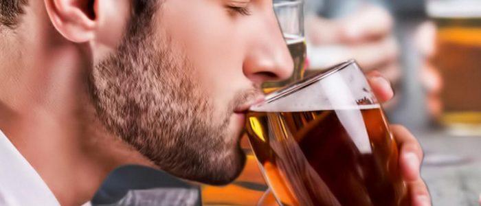 Болит печень от алкоголя