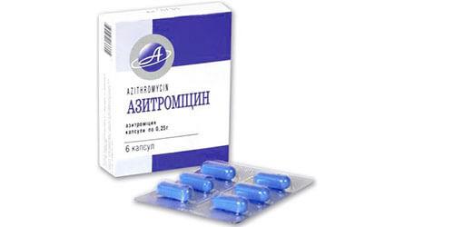 Азитромицин для детей