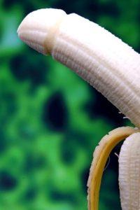 банан пенис