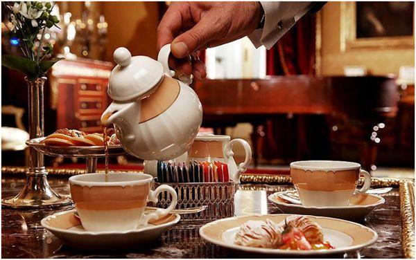 чаепитие в англии