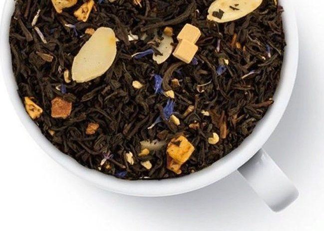 чай гутенберг с имбирем