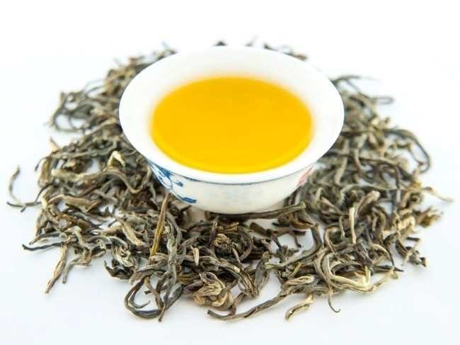 чай хауншань маофен