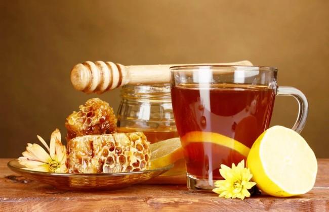 чай и мед