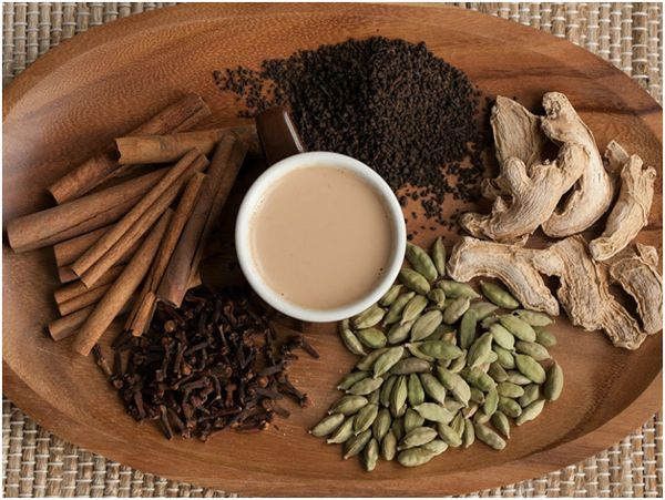 чай масала и специи