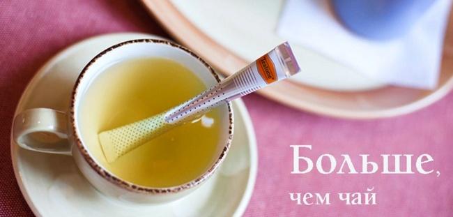чай тиатон в стиках