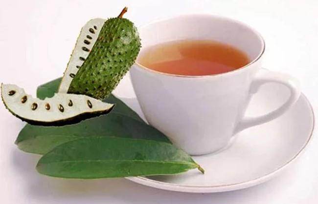 чашка чая с саусепом