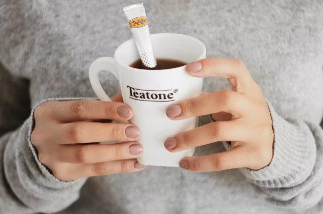 чашка чая тиатон