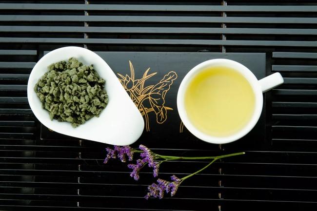 чашка чая женьшень улун