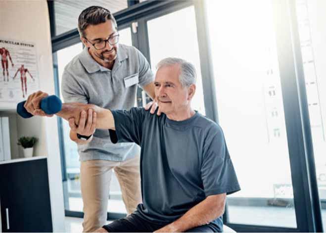 Эффективная реабилитация пациентов после перенесенного инсульта
