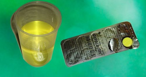 Как развести таблетки фурацилина для полоскания горла?