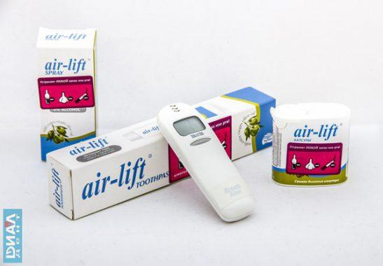 галиметр для анализа запаха
