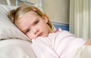 Детский цирроз печени