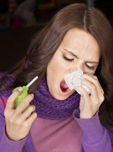 Антибактериальная терапия основное лечение гнойного насморка