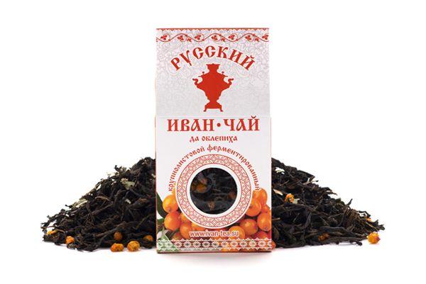 иван-чай да облепиха, покупной чай