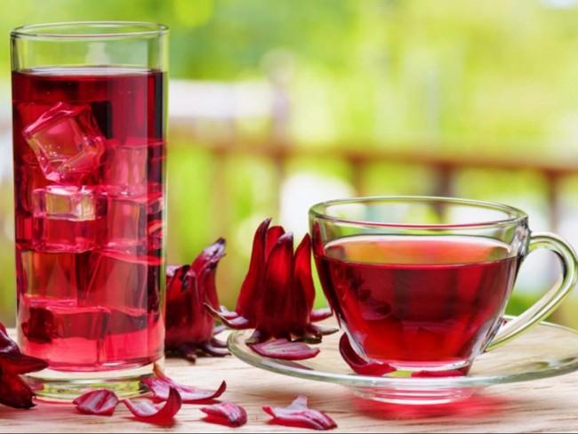 каркаде чай