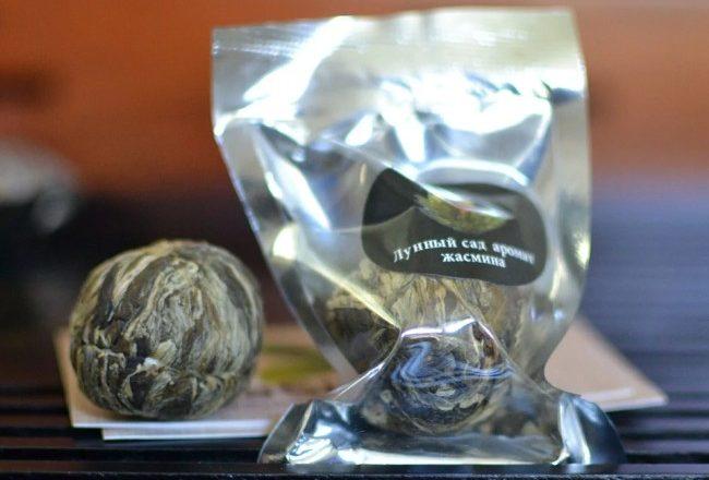 китайский связанный ча в пачке