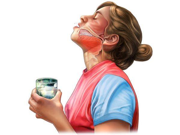 Лечение хронической формы в случае атрофии слизистой