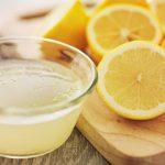 лимон для отбеливания