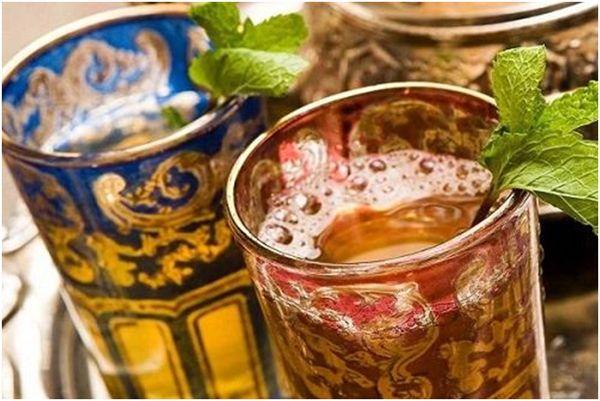 марокканские стаканы