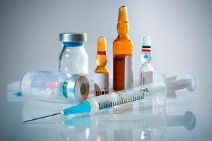 Антибиотики форма выпуска