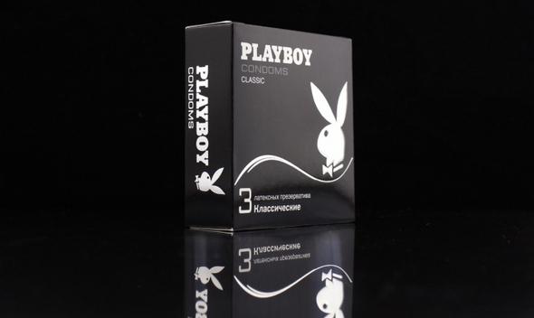 презервативы плейбой