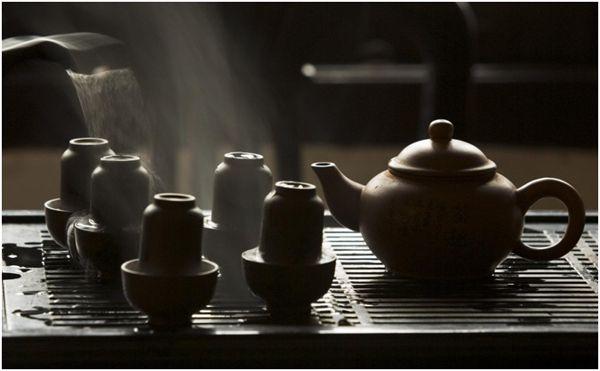 перевернутые чайные пары
