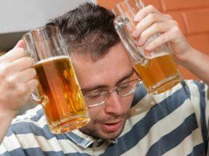 Рвота с желчью после алкоголя