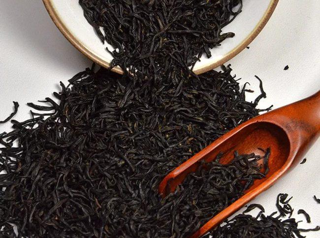 рассыпали чай черное золото