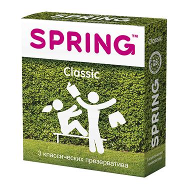 презервативы spring