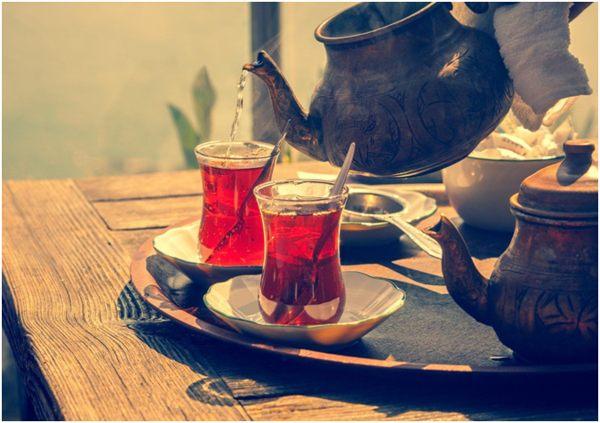турецкое чаепитие