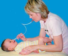 Сопли в горле у грудничка – причины, как убрать, лечение