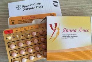 инструкция таблетки ярина пюс