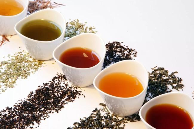виды черного чая