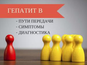 Как передается гепатит Б?