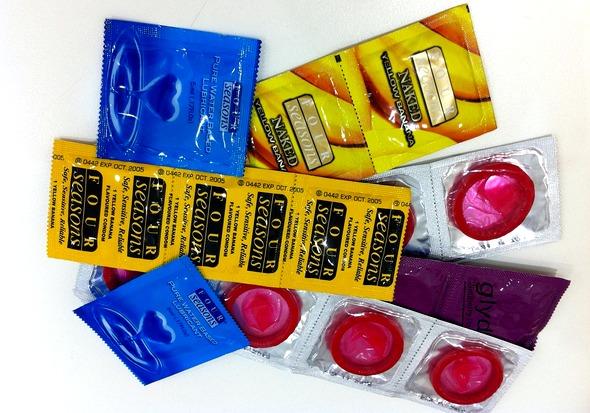 какие бывают презервативы