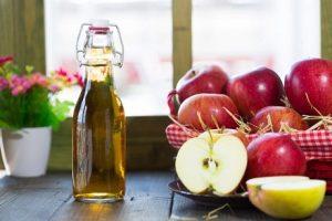 Яблочный уксус в лечении печени