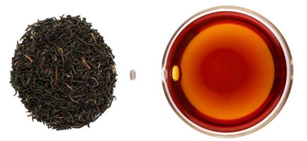 заварка и кружка чая