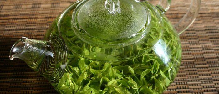 Зеленый чай при холестерине