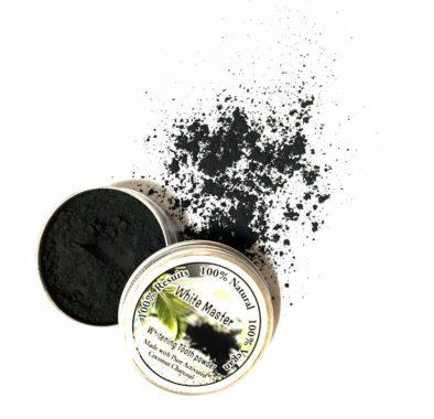 зубной порошок с углем